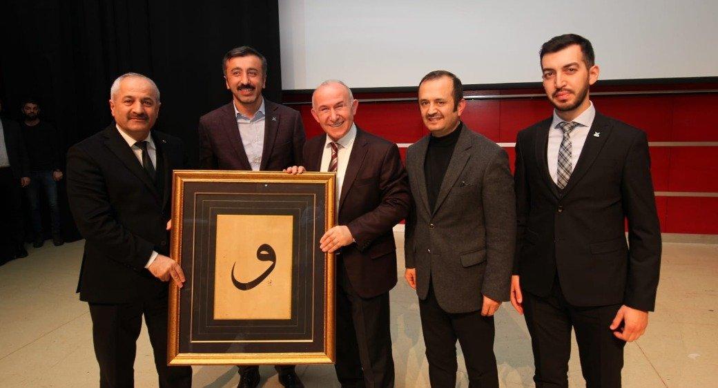 Ahmet Şimşirgil'den Osmanlı konferansı