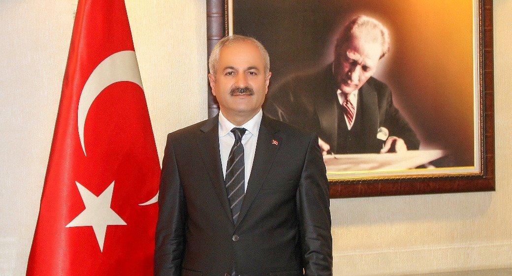 Başkan Büyükgöz'ün  10 Kasım Mesajı