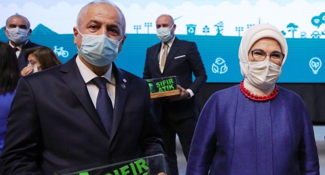 Çevre Ödüllü Projede Atıklar Çöpe Değil Ekonomiye