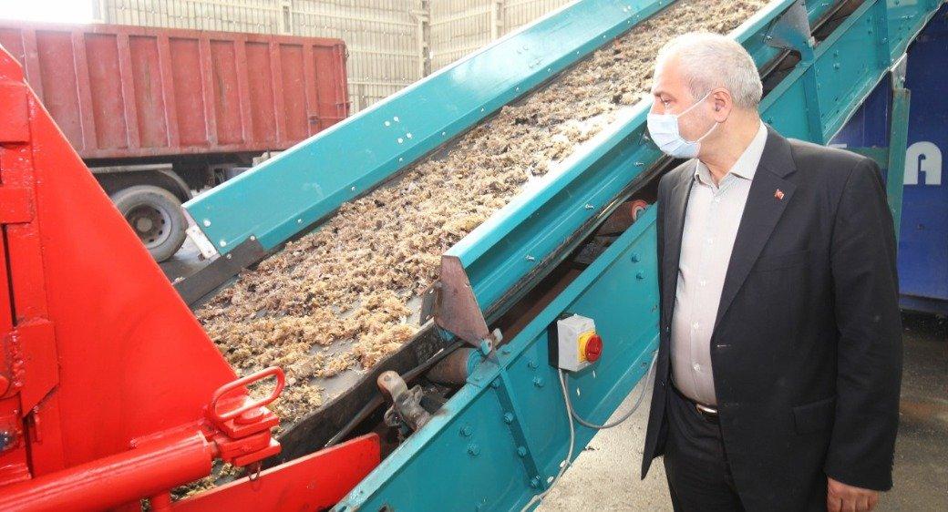 Başkan Büyükgöz'den Gebze'ye Çevreci Bir Tesis Daha…