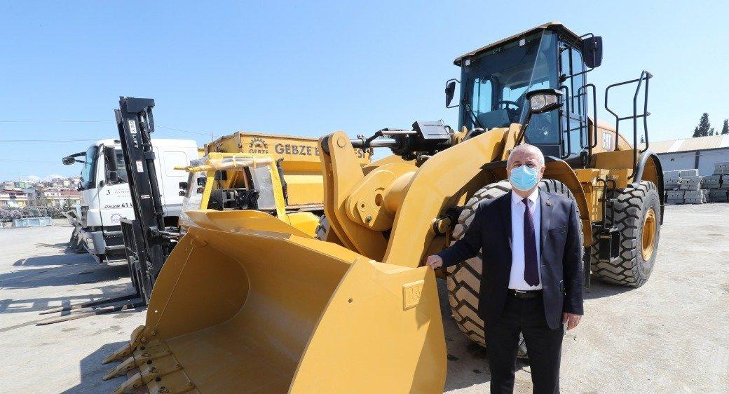 Gebze'nin Makine Parkı Büyüyor