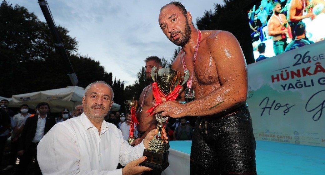 Gebze'de şampiyon Ali Gürbüz oldu