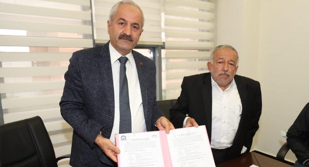 Gebze'de Sponsorluk İmzaları Atıldı